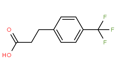 90704 - 3-[4-(Trifluoromethyl)phenyl]propionic Acid | CAS 53473-36-2